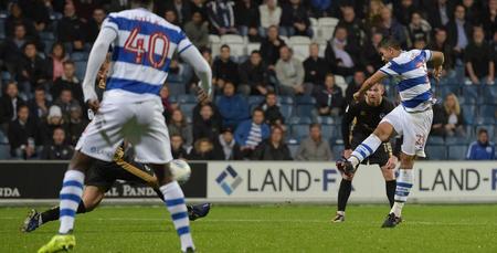 Massimo Luongo pulls a goal back