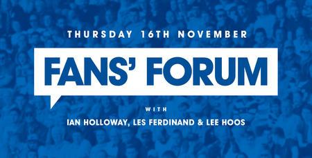Fans Forum watch live on Thursday