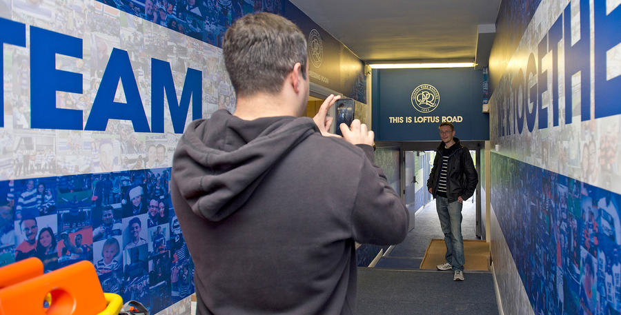 Qpr Stadium Tour Tickets